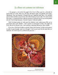 Le Message de la Fleur - Nouvelle édition revue et augmentée (mars 2015) Format 200 x 260 mm – 128 pages – 125 visuels dont 94 totalement inédits Feuilletage et table des matières sur www.prosveta.fr/le-message-de-la-fleur