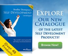 The Belief Secret... Self-Talk Series... Hypnosis Vault... Five Rituals... Genius Mindset... Subliminal CDs... Over 40 awesome products for mind-body-spirit wellness and personal development & success.  Great stuff!