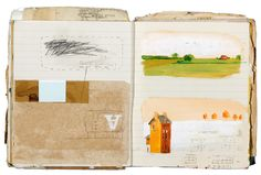 Oliver Jeffers - Sketchbook inspiration!