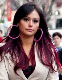 Jwoww Hair on Pinterest | Snooki Hair, Snooki Red Hair and ...