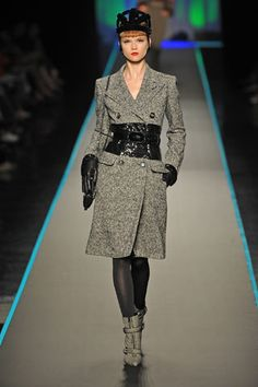 Jean Paul Gaultier Fall 2008 Couture Collection Photos - Vogue