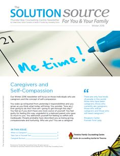 Caregivers & Self-Compassion Self Compassion, Caregiver, Your Family, Take Care Of Yourself, Counseling, Pdf, Personal Care, Concept, Website