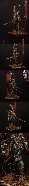Sumothay Prior Warrior