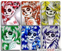 Spectrum Series by Carissa Rose... So pretty I love it