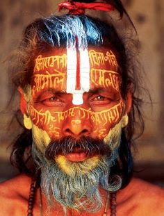 Sadhus by Thomas Kelly.