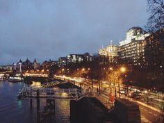 Pretty lights of London