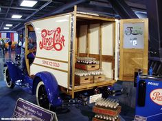 Pepsi Cola Truck by Miranda-Blade on DeviantArt Coca Cola, Pepsi Man, Cola Wars, Peach Ice Tea, Picture Layouts, Diet Coke, Vintage Trucks, Classic Trucks, Custom Trucks