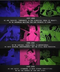 Evolving Disney Princesses - funny pictures - funny photos - funny images - funny pics - funny quotes - funny animals @ humor