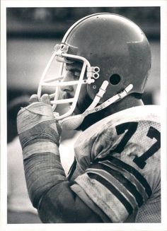 """lyle alzado cleveland browns 