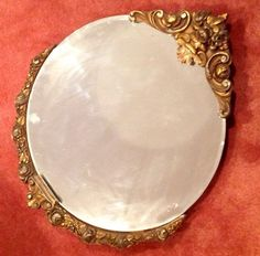 Ornate Vintage Wall Mirror