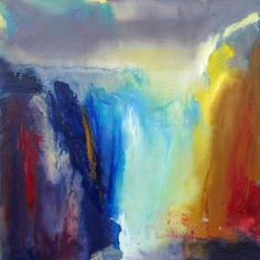 'Through the Veil of Obscurity' Click image to see what I can do for you - if you are an artist. Morris Louis, Kenneth Noland, Secret Places, Artsy Fartsy, Veil, Washington, Paintings, Artists, School