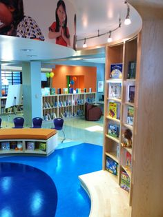 Weinberg Foundation Library Project: Moravia Park Elementary School Library