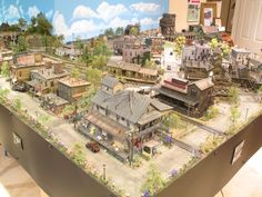 Complete Model Train Layouts | Forums - Layouts and layout building - Model Railroader - Trains.com ...
