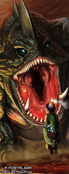 the legend of zelda ocarina of time! my favorite video game growing up!