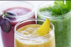 Juices you can do at home BLOG