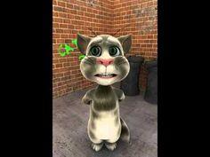 Tom Cat Singing HAPPY BIRTHDAY