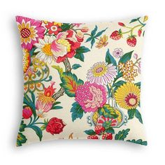 I'm in love with this pillow - 35 Golden Girls Home Decor Ideas | Domino
