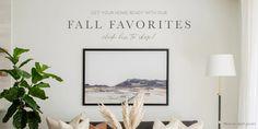 Juniper Print Shop All Art, Wall Decor, Fall, Shopping, Art Ideas, Frames, Powder, Home Decor, Decorating