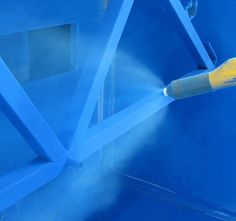 Nanotechnology, Powder Coating, Epoxy, Resin, App, Paint, Building, Picture Wall, Buildings
