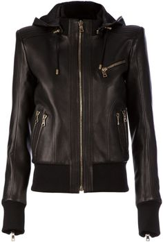 Love this: Hooded Jacket @Lyst