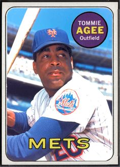 Mets Baseball Cards Like They Ought To Be!: 1969 Mets Fantazy Card ...