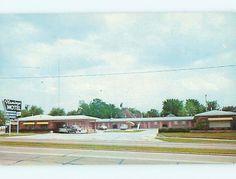 Unused Pre 1980 Old Cars Flamingo Motel ft Fort Smith Arkansas AR U2366 | eBay