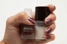 How to Apply Suncoat Peel-Off Water Based Nail Polish