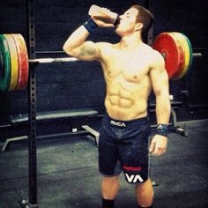 Watch for @nohlsen as a dark horse for the 2013 #CrossFitGames - @progenexusa- #progenex #thesauce #crossfitprogenex #crossfit #crossfitters #noahohlsen #rvca