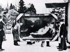 Salvaguarda y traslado de obras de arte de Madrid a Valencia, Barcelona, Figueres y Suiza durante la Guerra Civil