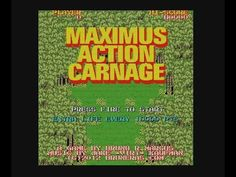 Maximus Action Carnage - PC