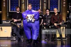 What should I be more concerned about; Jimmy's outfit or that Pete is pulling a Sassy Gerard pose