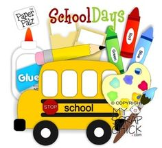 School Days: click to enlarge
