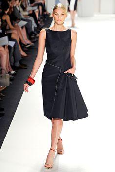 Carolina Herrera - Spring 2012 RTW