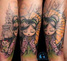 kimmidoll tattoos - Google Search