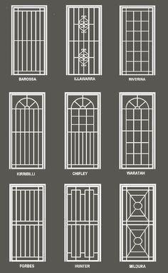 security screen doors | Security Doors, Security Windows - Sydney