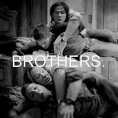 Sam and Dean Winchester ~ Brothers ~ Supernatural <3