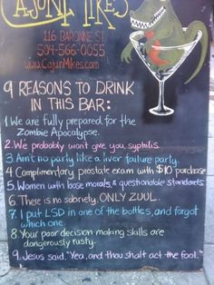 Sold! | 27 Bars That Are Making Some Pretty Compelling Arguments