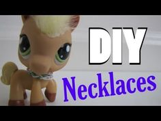 DIY Accessories: How To Make LPS Necklaces