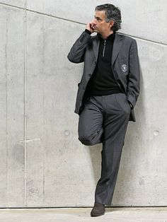 Jose Mourinho, greatest football manager of all time.... AFTER De Souza ;)