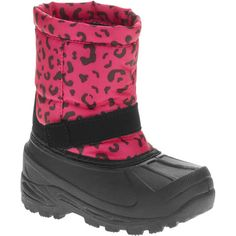 Toddler Girl's Classic Value Winter Boots