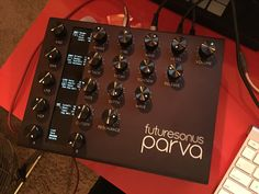 MATRIXSYNTH: Futuresonus Parva 8-Voice Analog Synthesizer - Lim...