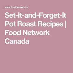 20 life changing freezer hacks food network canada things you set it and forget it pot roast recipes food network canada best banana breadbanana forumfinder Gallery