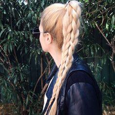 Αποτέλεσμα εικόνας για πλεξουδες για μακρια μαλλια βημα βημα