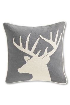 Lands' End Holiday Needlepoint Pillow.  Sure wish I had purchased this when it was available.