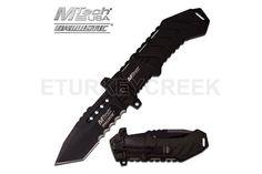 MTech USA MT-A928BKT SPRING ASSISTED KNIFE 4.75