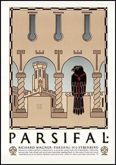 Parsifal. Richard Wagner.