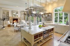 Kitchen On Pinterest Kitchen Islands Islands And French Kitchens