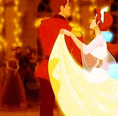 Not Disney, but I still love this movie. And this scene is beautiful.