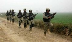 Pakistan army  .... front line