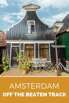 City break Amsterdam: discover off the beaten track Amsterdam, traditional and trendy hotspots away from the crowds. Visit Amsterdam, Amsterdam Travel, Solo Travel Europe, City Break, Summer Fun, Netherlands, Travel Inspiration, Places To Go, Track